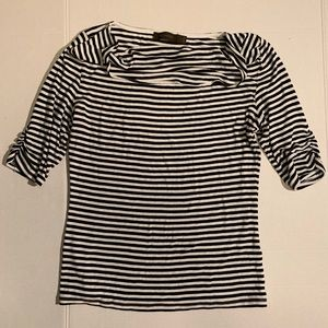 The Limited Striped Shirt